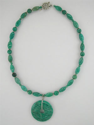Russian Amazonite Necklace