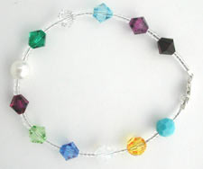 all birthstones bracelet
