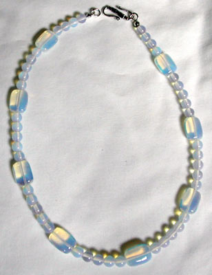 Blue Opalite Necklace