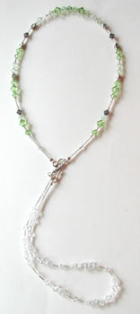 Dangle Crystal from Peridot