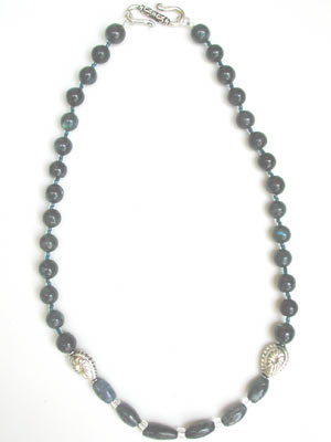 spectrolite necklace -rice center